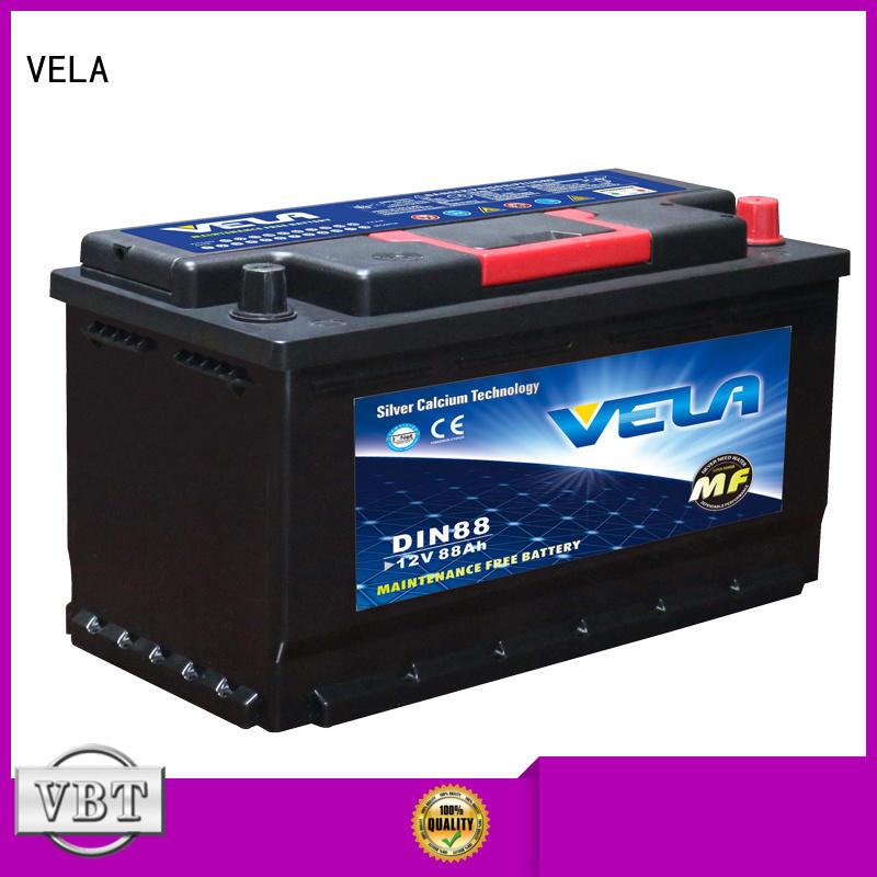 VELA durable vehicle battery needed for car