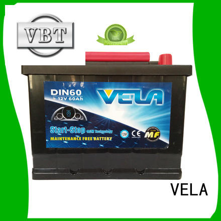 good quality start-stop battery automobile