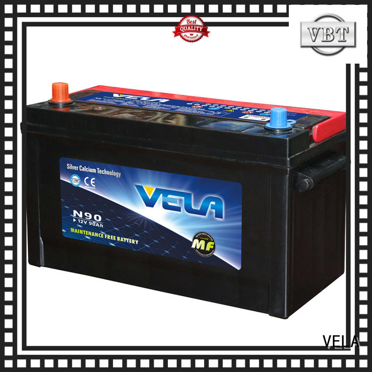 VELA car batteries excellent for vehicle