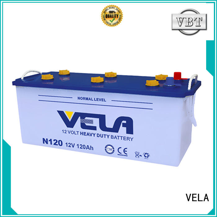 VELA hot sales heavy duty batteries popular for tractor