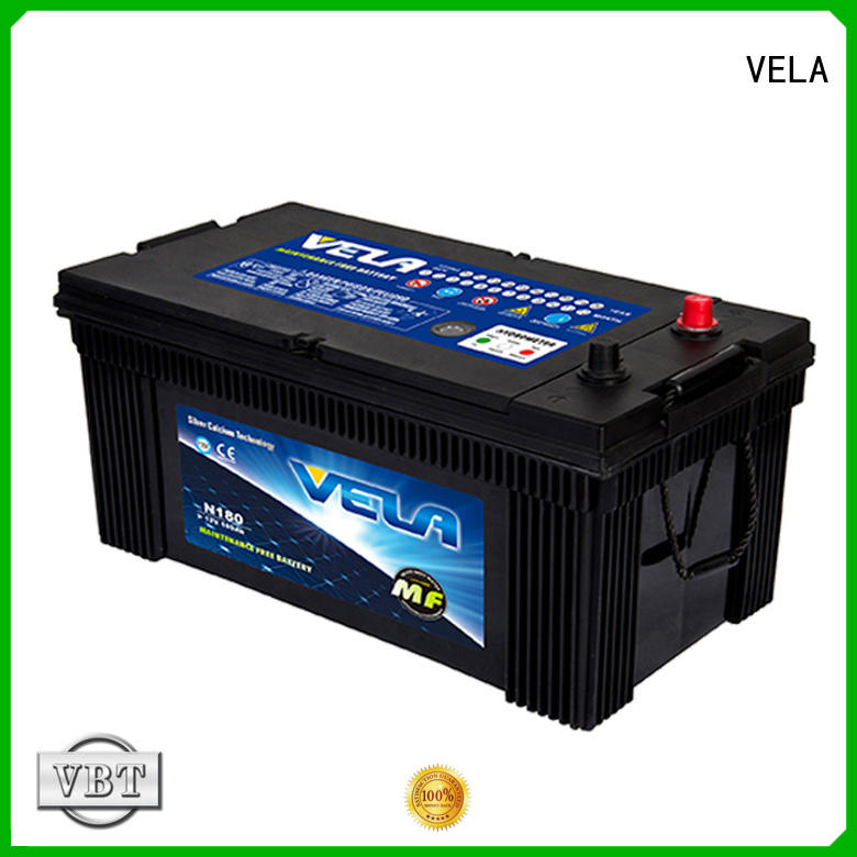 high conductivity commercial truck batteries suitable for vehicle