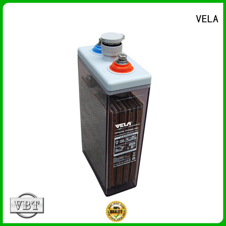 good quality maintenance free battery optimal for power plant
