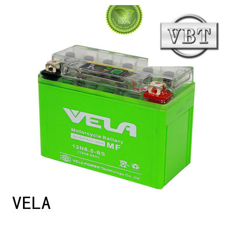 VELA 12v 18ah motorcycle battery suitable for motorbikes