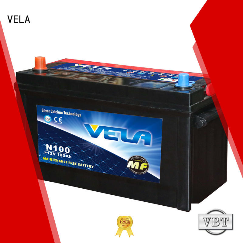 VELA super capacitor car battery needed for vehicle
