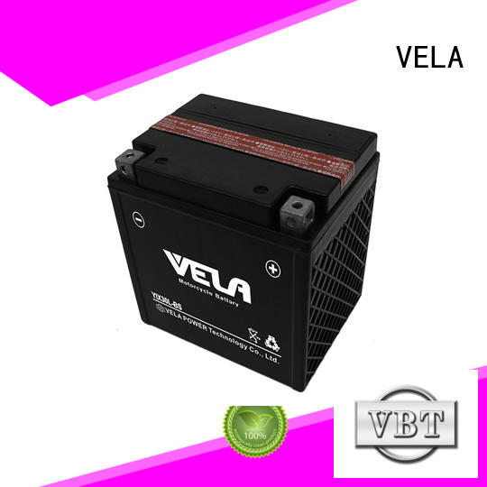 VELA widely used for motorbikes