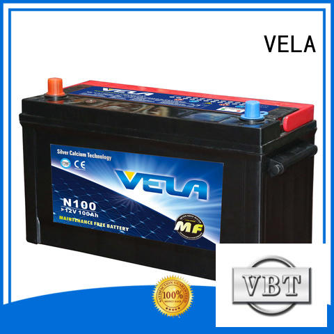 VELA high performance vehicle battery very useful for vehicle