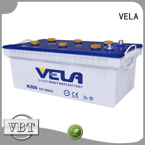 VELA truck battery suitable for car