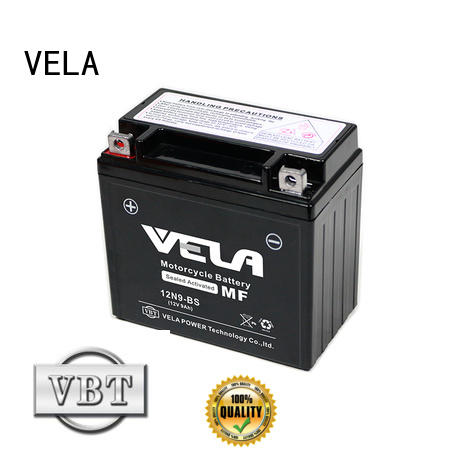 good quality wet charged battery great for motorcycle industry