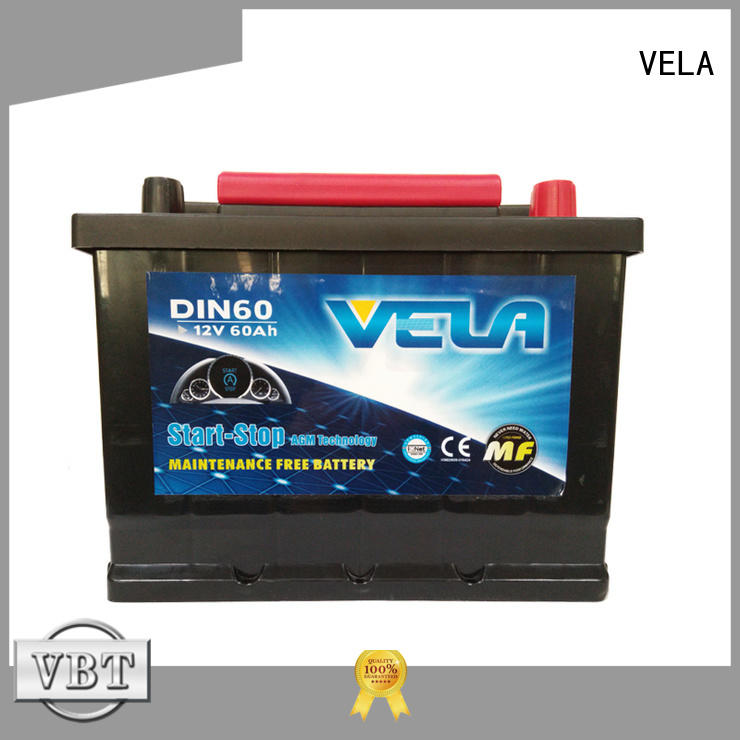 agm car battery satisfying for vehicle