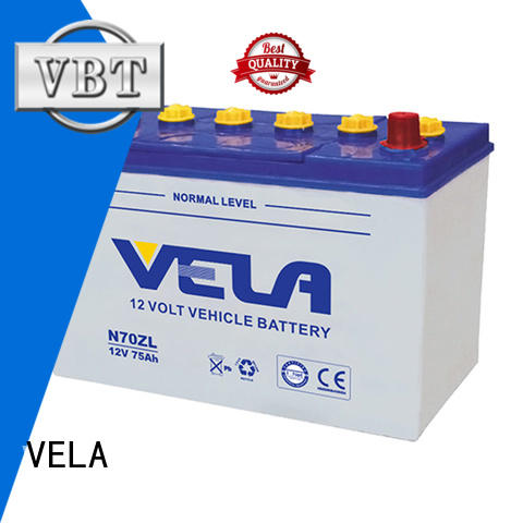 VELA top rated car batteries ideal for automobile