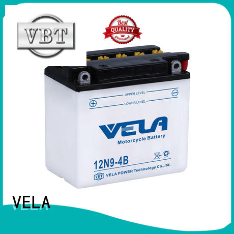 reliable conventional battery widely employed for motorcycle industry