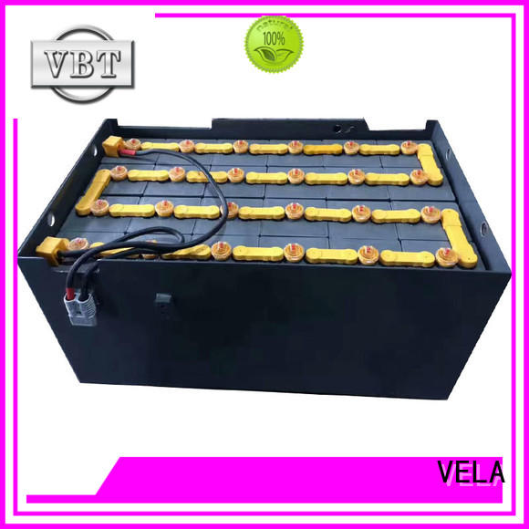 VELA industry batteries great for marine equipment