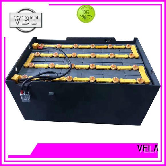 VELA industry batteries great for marine equipment