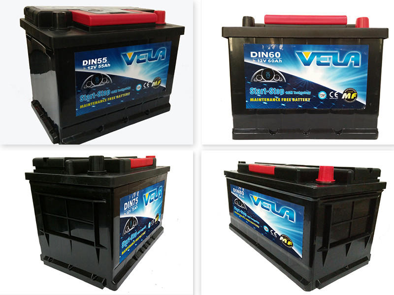 VELA start stop car battery indispensable for automobile-1