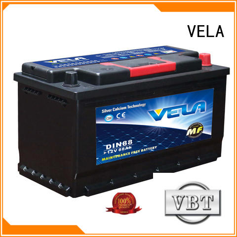 VELA auto battery types very useful for vehicle