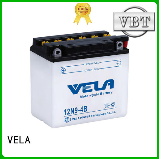 reliable dry cell battery widely employed for motorcyles