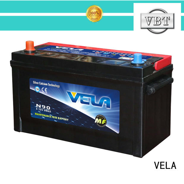 VELA car battery recycling excellent for automobile