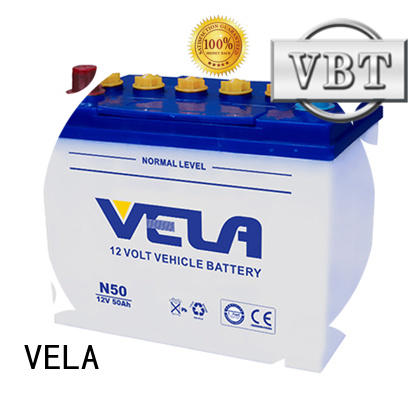 VELA car battery suppliers perfect for car