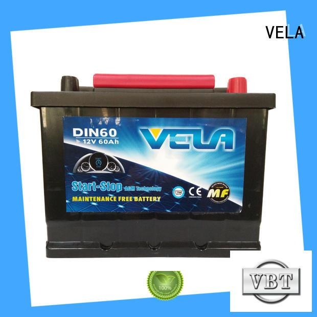start stop car battery indispensable for car industry