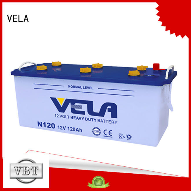 VELA durable heavy duty battery excellent for tractor