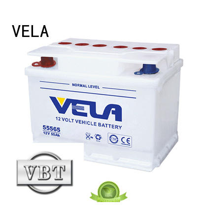 VELA automotive battery manufacturers great for vehicle industry