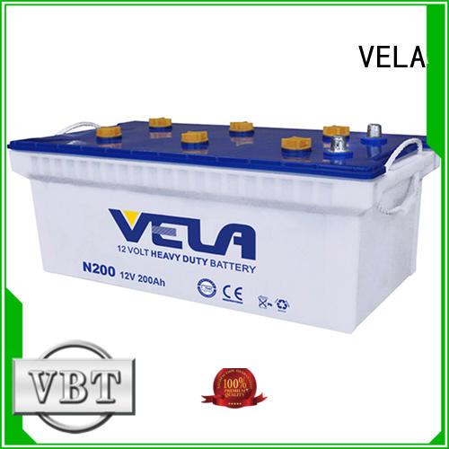 VELA truck battery truck