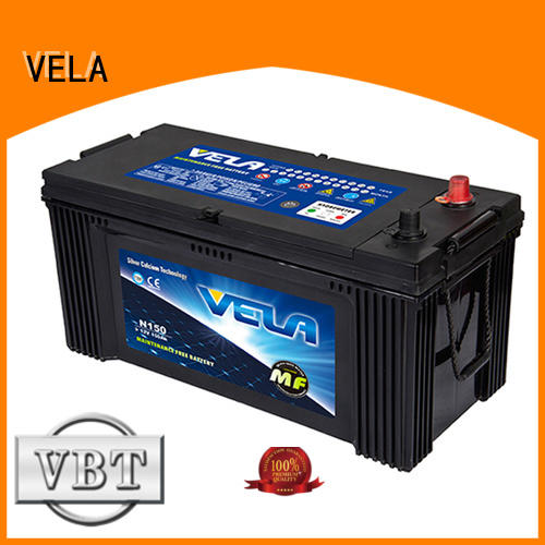 VELA heavy duty motorcycle battery suitable for truck