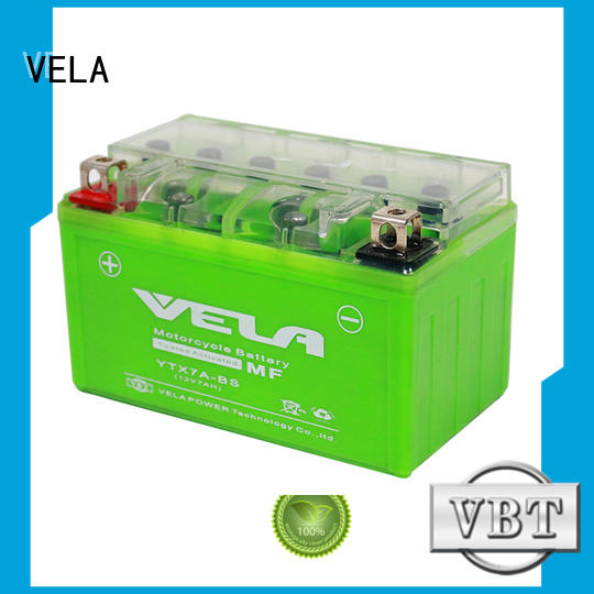 VELA gel cell motorcycle battery motorbikes