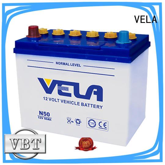VELA best auto battery vehicle