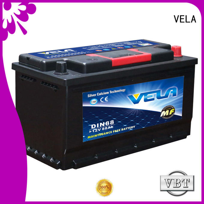 VELA super capacitor car battery widely employed for car industry