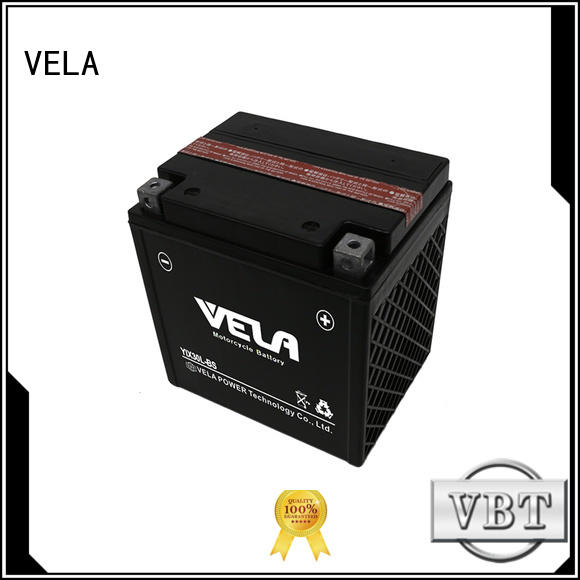 VELA best motorcycle battery for harley widely applied for motorbikes