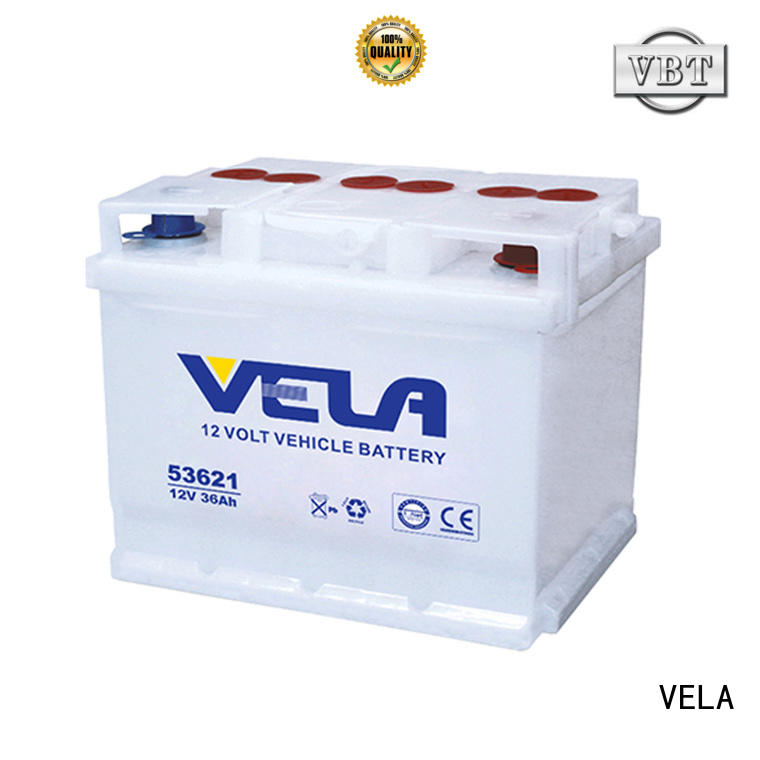 VELA best car battery brand great for vehicle industry