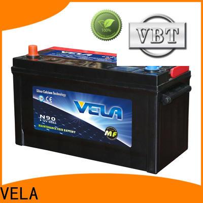 VELA different types of car batteries automobile