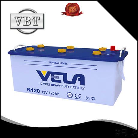 VELA efficient heavy duty motorcycle battery car