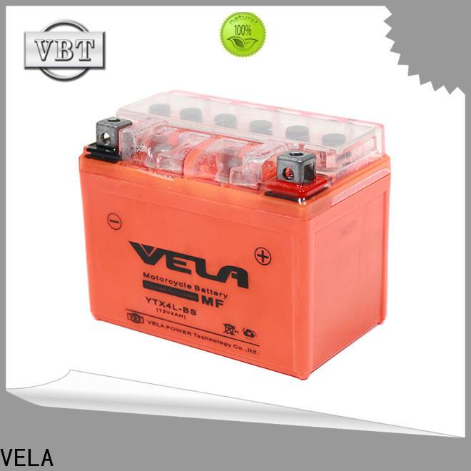 VELA cheap motorbike battery motorbikes