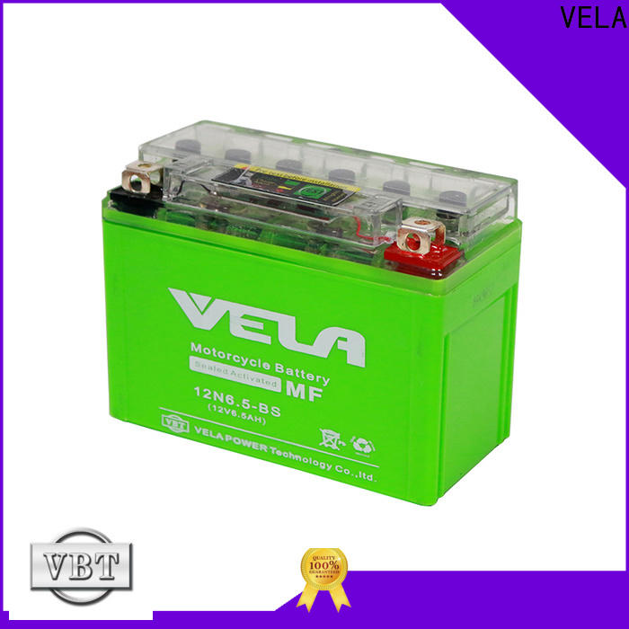 VELA motorcycle battery review perfect for autocycle