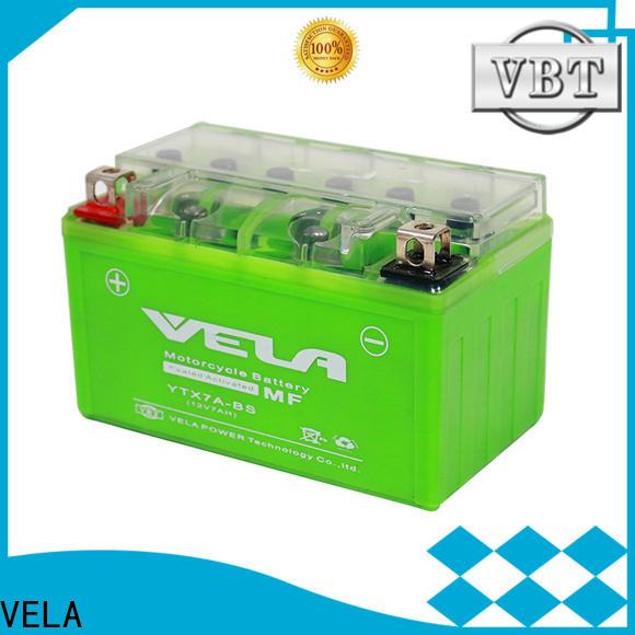 VELA motorbike battery ideal for autocycle