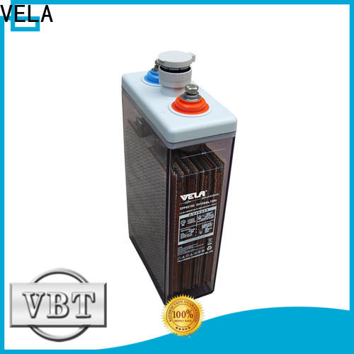 VELA industrial battery optimal for many industries