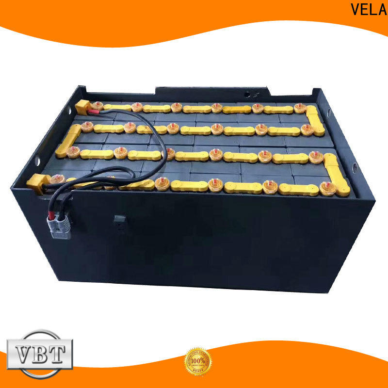 VELA convenient industry batteries widely used for solar system