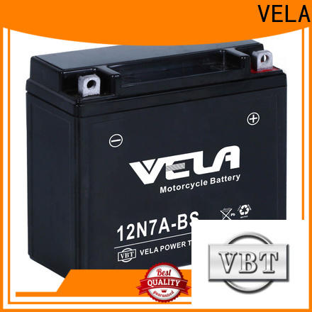 VELA wet battery excellent for autocycle