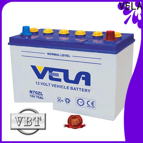 VELA top rated car batteries ideal for car