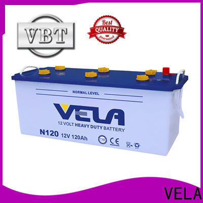 VELA heavy duty battery excellent for auto