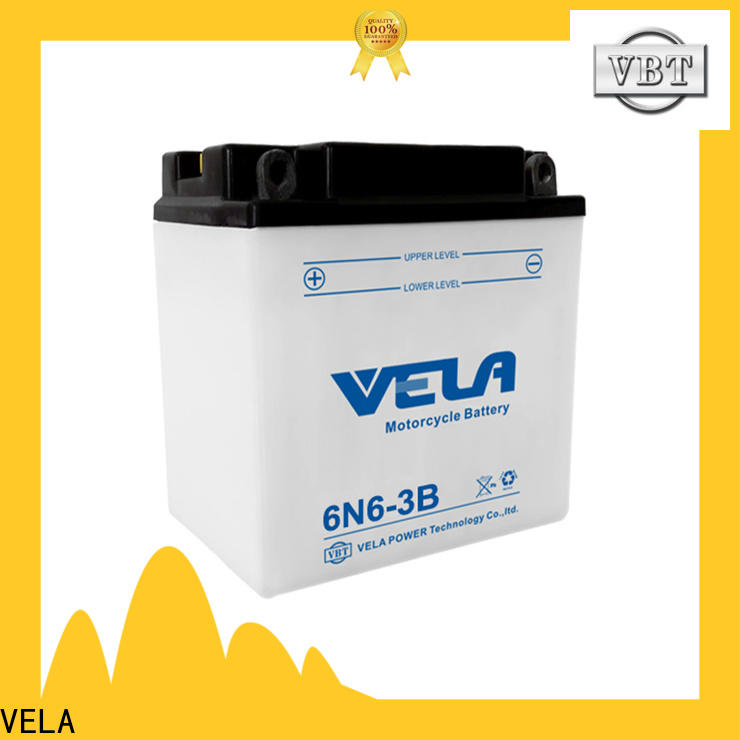 long torage time best motorcycle battery type widely employed for