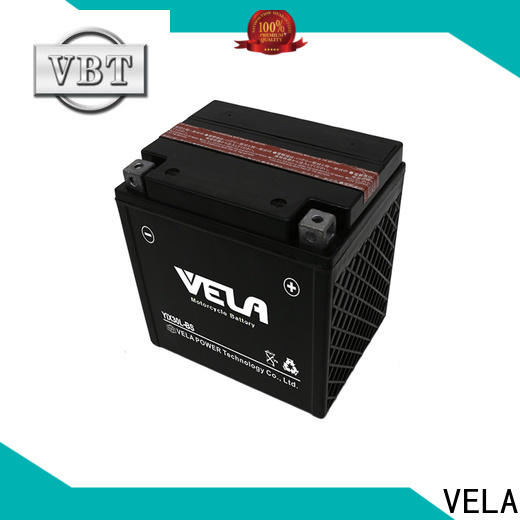 VELA widely applied for motorcyles