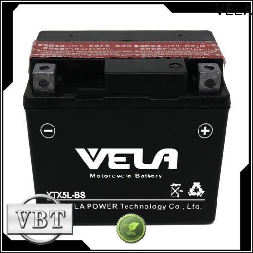 VELA 12v 10ah motorcycle battery motorbikes