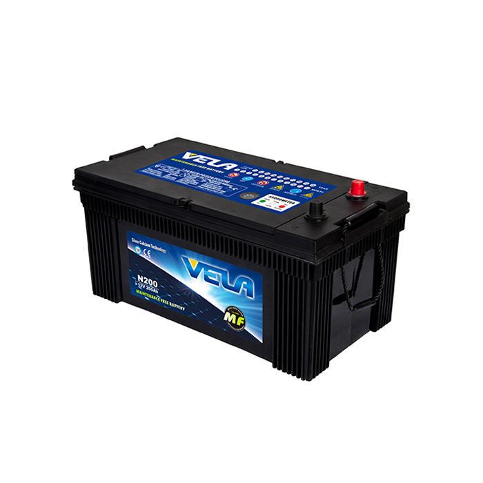 N200 12V200Ah MF Car Battery