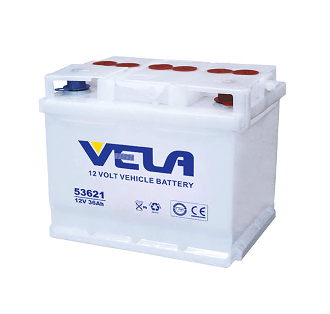 DIN36 12V36AH Dry Car Power Battery