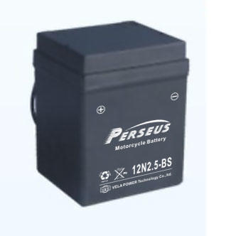 Sealed Activated Maintenance Free Motorcycle Battery YB2.5-BS / 12N2.5-BS 12v 2.5ah wholesale