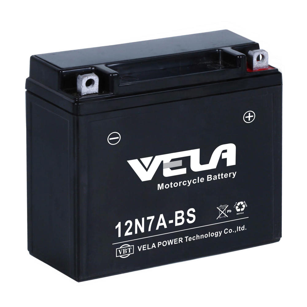 12N7A-BS 12v7ah AGM Sealed Mf Maintenance Free Battery