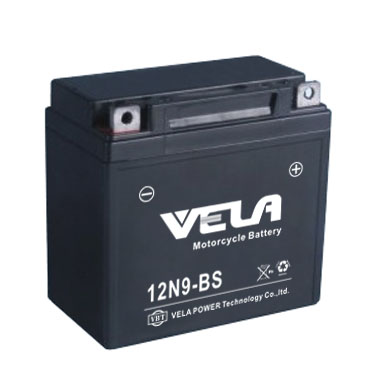 VELA maintenance free wet cell battery great for motorcycle industry-1